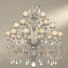 chandelier parsons studio 9 light brushed nickel five minka lavery chan