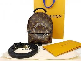louis vuitton mini backpack. brand new louis vuitton palm spring mini backpack - bags \u0026 wallets for sale in sri petaling, kuala lumpur