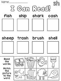 Here, you will find free phonics worksheets to assist in learning phonics rules for reading. Phonics Center Activity Phonics Worksheets Or Homework For The Entire Year Word Family Worksheets Word Families Kindergarten Word Families