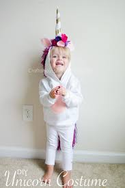 diy unicorn costume for kids easy handmade costume that is comfy warm