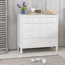white chest of drawers. Ludo Chest Of Drawers In Large White