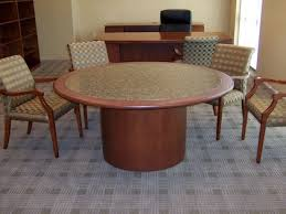 round conference room table university of texas