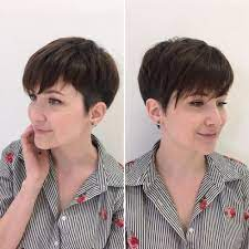 40 pixie cuts for round face that you