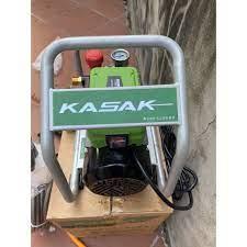 máy rửa xe KASAKI JAPAN lõi đồng 100% đầy đủ phụ kiện - Máy phun xịt rửa