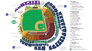 Cubs Seating Chart 2018 Seating Schedule Pricing Miami Marlins