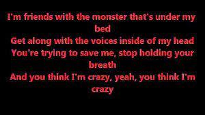 The monster lyrics (ft.rihanna) - video Dailymotion