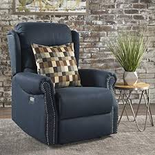 Image Lacoon Island Image Unavailable Amazoncom Amazoncom Desiree Power Motion Recliner Motorized Armchair Ideal