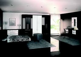 Funky High Gloss Bedroom Furniture Design - HGNV.COM