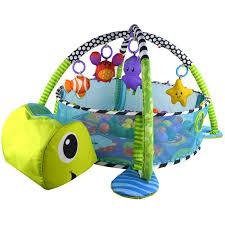 Baby Play Mat tortoise Cartoon Toys Infant Floor Blanket
