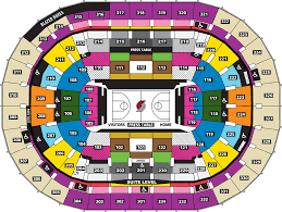 25 Complete Rose Garden Arena Seating Chart