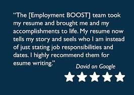 Guaranteed Resume Writing Services 90 Day Guarantee