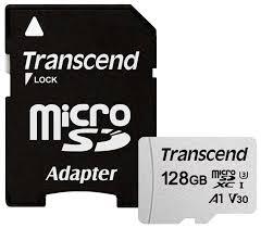 <b>Карта памяти Transcend</b> microSDXC 300S Class 10 UHS-I U3 A1 ...