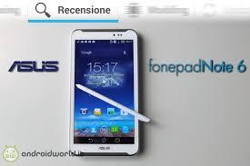 Recensione ASUS Fonepad Note FHD 6 ...