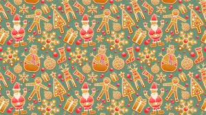 Christmas Pattern Enchanting Christmas Pattern Wallpaper Wallpaper Studio 48 Tens Of