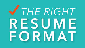 Linda Raynier Resume Sample Choosing the Right Resume Format YouTube 33