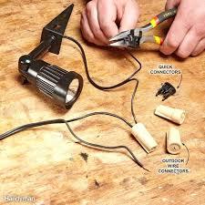 malibu landscape lighting wire connectors outdoor lighting wire connectors with best landscape lighting kits ideas on
