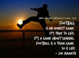 Best And Famous Football Quotes And Sayings 40greetings Beauteous Best Football Quotes