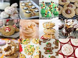 Made famous by the bakeries in new york city, black and white cookies will always be a favorite. 50 Festive Christmas Cookie Recipes Best Christmas Cookies