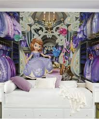 Sofia The First Bedroom Disney Junior Sofia The First Wardrobe Wall Mural Zulily