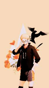 Maybe you would like to learn more about one of these? Phone Wallpaper Haikyuu 540x960 Tsukishima Tumbex