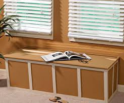 How To Make A Bay Window Bench Seat With Storage  SnapguideHow To Build A Seating Bench