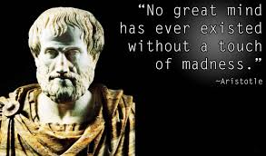 Famous Aristotle Quotes About No Great Mind Golfiancom