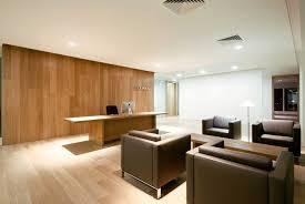 Waiting Room Paramount Minimalist Office Incredible Design