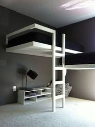 white furniture cool bunk beds: furniture really cool bunk beds custom bunk beds for boys cheap bunk bed