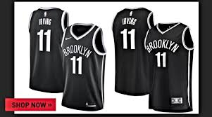 Brooklyn nets nike swingman icon edition jersey. Kyrie Irving S Brooklyn Nets Jerseys Are Now Available In The Official Nba Store Interbasket
