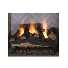 gas fireplace logs vent free home depot gas fireplace logs oak in vented natural gas fireplace gas fireplace logs vent free