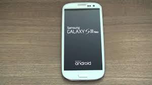 Hard Reset SAMSUNG I9301I Galaxy S3 Neo ...