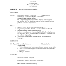 Server Resume Template Banquet Server Resume Sample Banquet