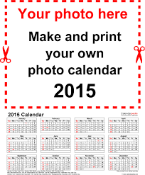 Calendar Template Printable 2015 Picture Calendar Template 2015 Printable Yearly Calendar 2015 2017