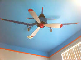 airplane propeller ceiling fan electric fans super cool custom best for your hunter