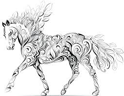Breyer Coloring Pages Coloring Pages Horse Color Page For The Cowboy
