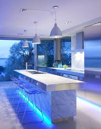 led lighting for the home. view in gallery contemporary kitchen with led led lighting for the home a
