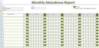 Employee Attendance Calendar 2017 | Attendance tracker | Free ...
