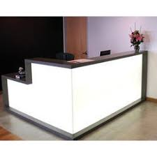 Wooden Reception Desk at Rs 6000 /piece | Reception Desk | ID: 15065975888