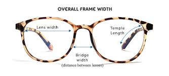 Reading Glasses Size Chart About The Exact And Perfect Frame Size Online Coolwinks