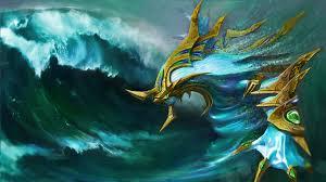 dota 2 morphling fantasy games waves