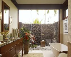 diy outdoor wall art ideas bathroom tropical with wallcoverings wall decor