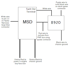 msd 2 step wiring diagram wiring diagram and hernes msd ford duraspark wiring diagrams car