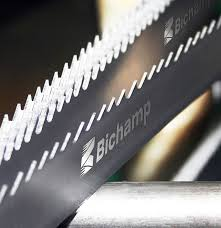 bi metal bandsaw blades. bichamp m42 bimetal band saw blade for metal cutting bi bandsaw blades