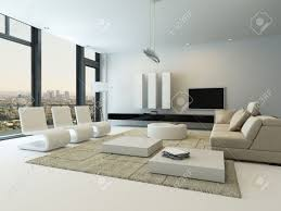 living design furniture. modern living room interior with design furniture stock photo 25065586 l