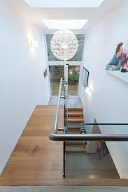 staircase lighting ideas. Suspending Light Above The Staircase Lighting Ideas H