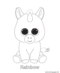 Small Picture BEANIE BOO Coloring Pages Free Printable