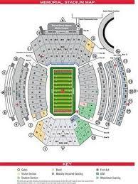 4 Nebraska Cornhusker Vs Troy Football Tickets 225 00