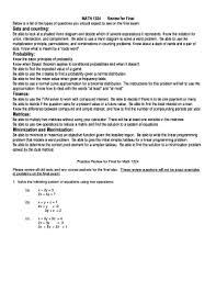 College Algebra Venn Diagram Word Problems Kadil