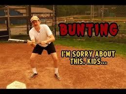 Baseball Wisdom - Bunting with Kent Murphy - YouTube via Relatably.com