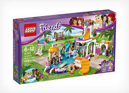 LEGO Friends Heartlake Summer Pool 39 Epic Gifts for 6 Year Old Girls - Unique Toys and She\u0027ll